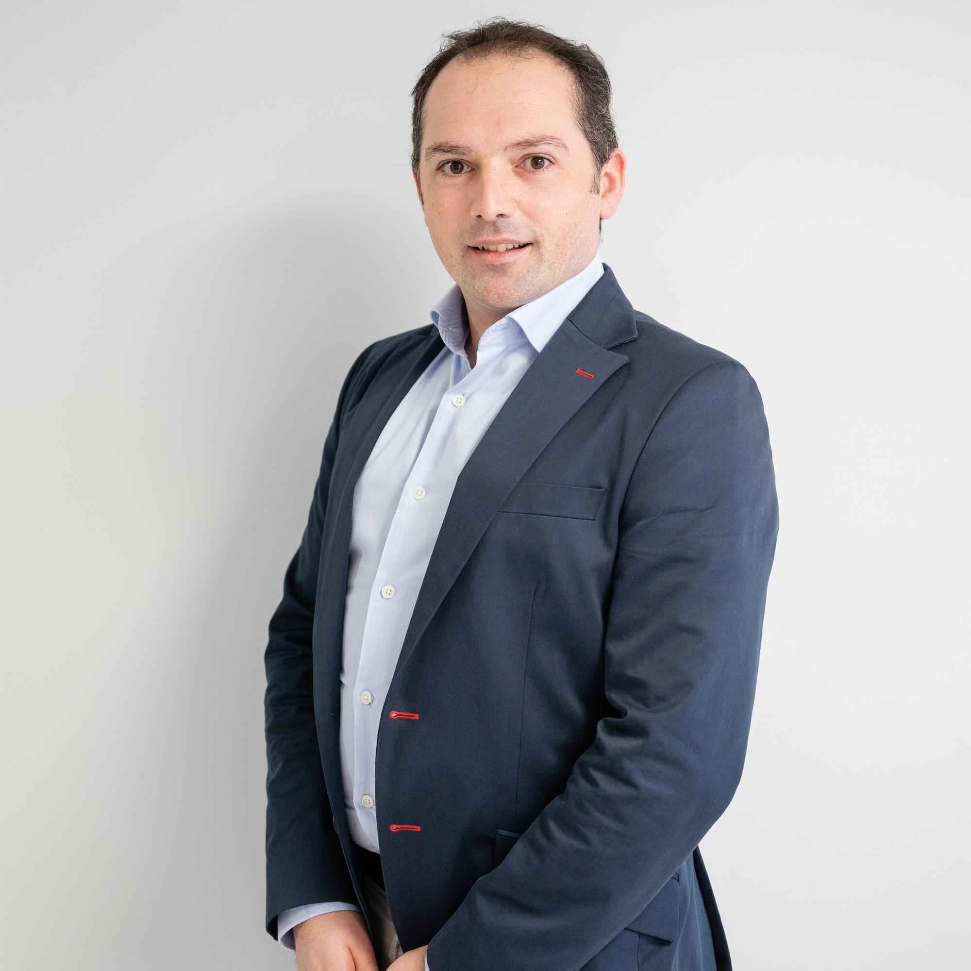Iago Polín - CFO
