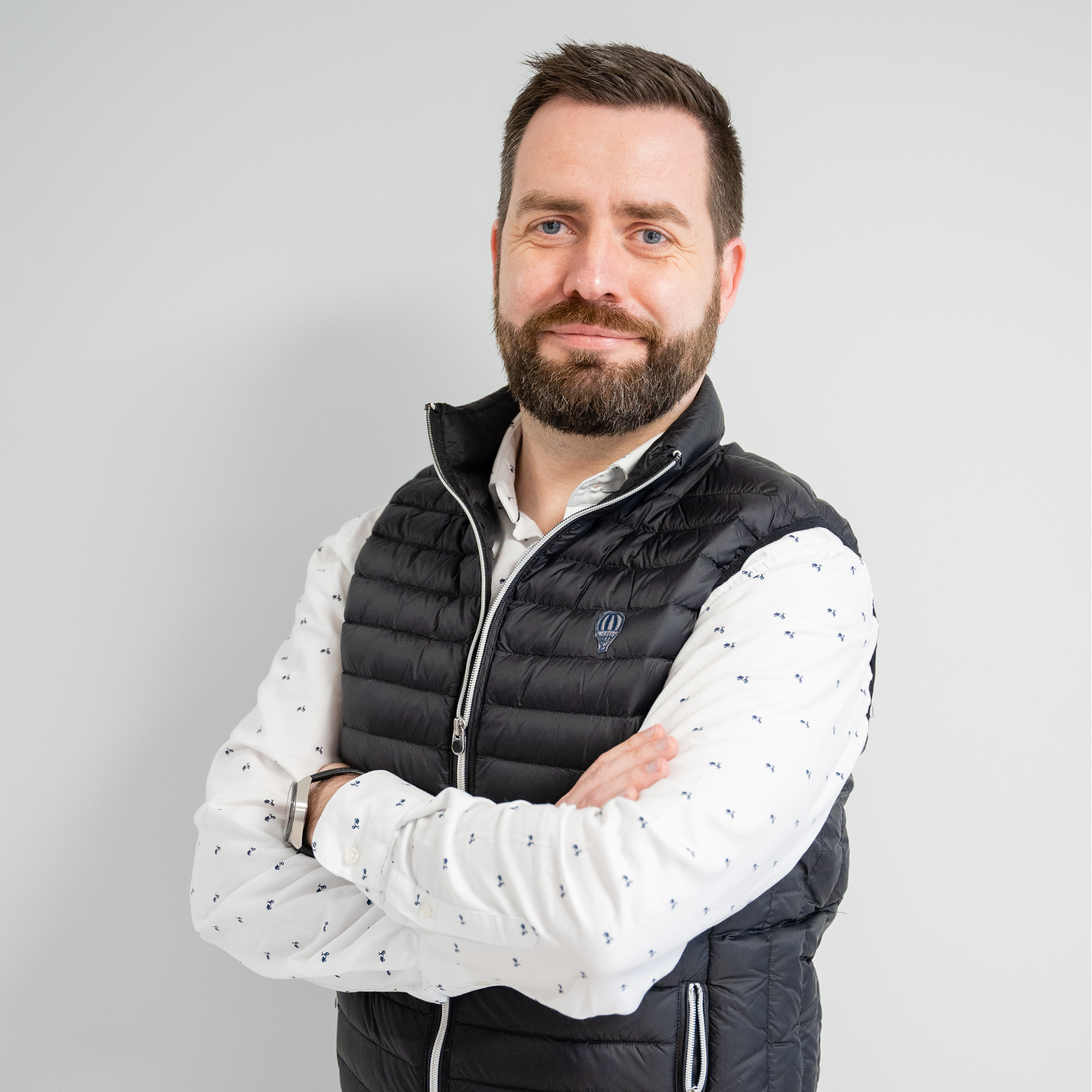 Marcos Engroba - Sales Manager